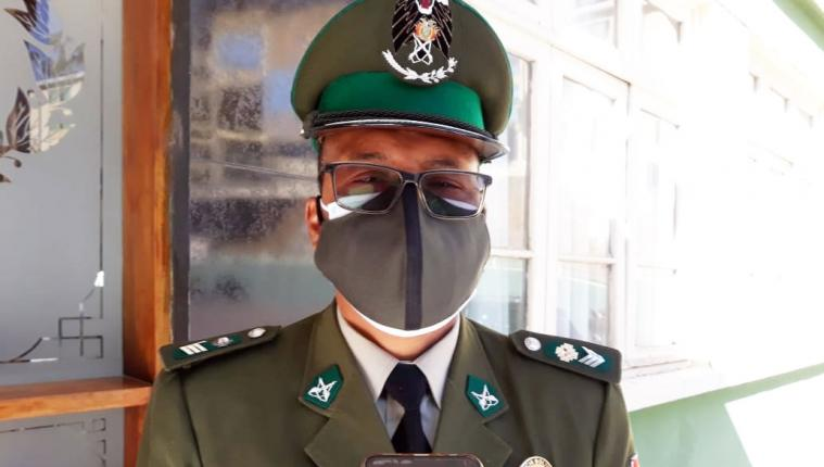 A non-commissioned officer of the General Staff believes that there were no riots in 2019
