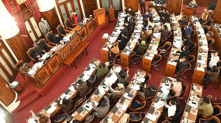 Anti-corruption law prevents the practice of criminal offenses