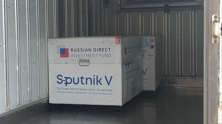 Bolivia plans to receive 25,000 second cans of Sputnik V by July 9