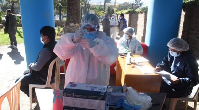 Bolivia registers 2,270 new cases of Covid-19 and 86 deaths