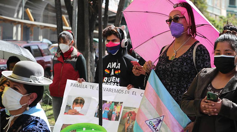 Despite regulations, the LGTBI population continues to be discriminated against