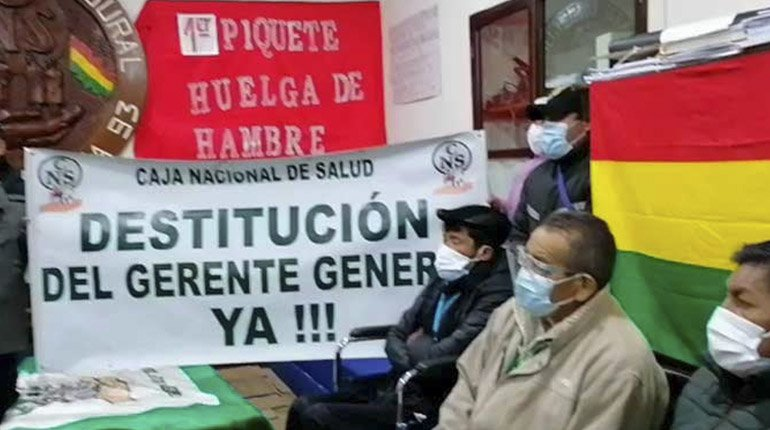 Kidney patients go on strike and demand the resignation of the CNS manager