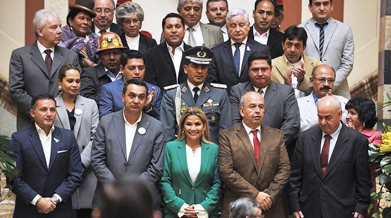 Lima offers guarantees to former ministers
