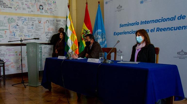 Political will and inclusive building of a common agenda: the conclusions of the seminar of the Vice Presidency and the UN