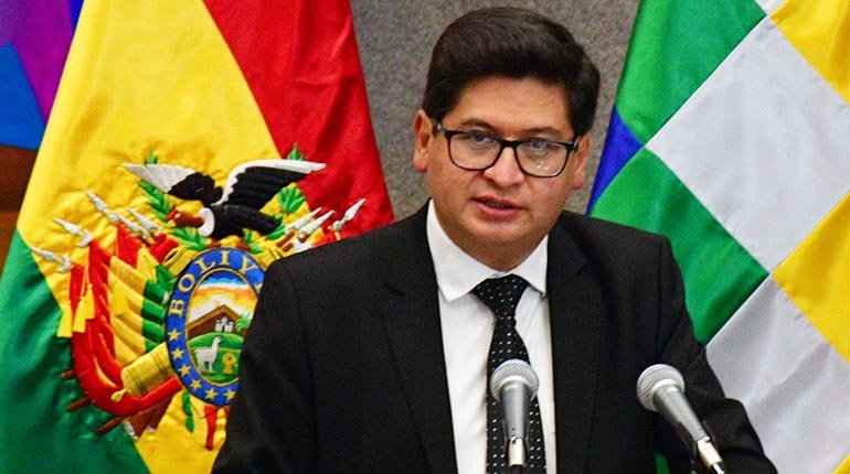 The government confirms that Bolivia will be among the top 10 economies in the region in 2021