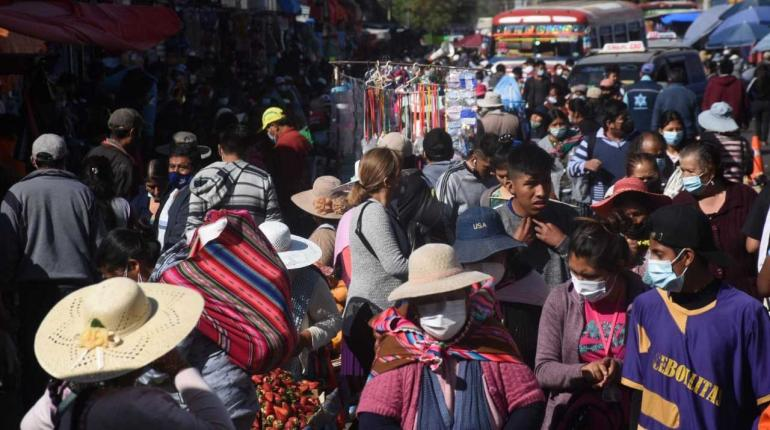 Bolivia reports 2,001 new cases and 65 deaths from Covid-19