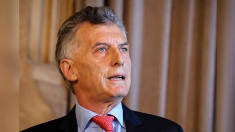 Extend the lawsuit against Macri for sending police material to Bolivia