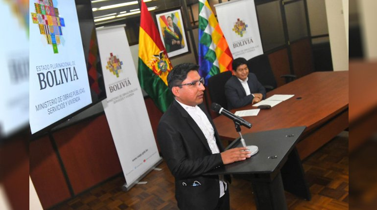 Former candidate for the Senator of the MAS is the new director of the Bolivian Post
