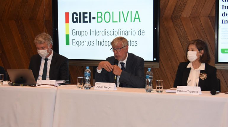 GIEI: Number of cases of violence against the press threaten democracy