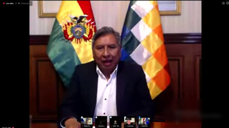 Government attacks Almagro in the OAS and assures that