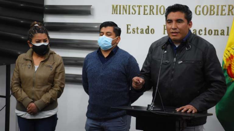 Penitentiary system: Medical Association rules out Áñez's admission