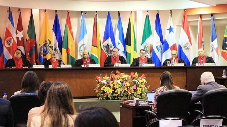 Reorganization.  Support from Evo Morales and TCP for two re-elections