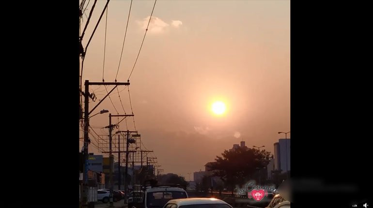 Santa Cruz: Fires affect 600,000 hectares and smoke reaches the capital
