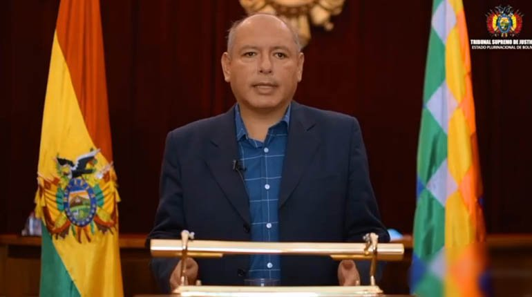 TSJ calls for the GIEI report not to be politicized and announces