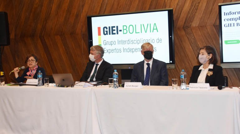 The UN hopes that the recommendations of the GIEI will be implemented in concrete legal acts