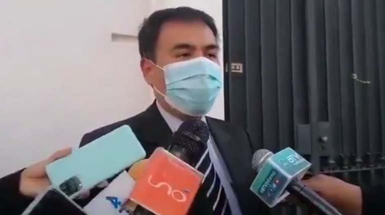 The public prosecutor assures that there were not seven reports to the report and that they were merely