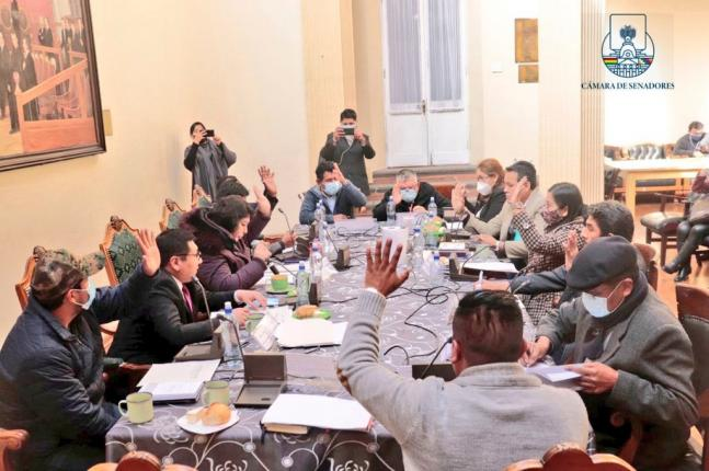 ALP Commission analyzes liability claims against high government authorities