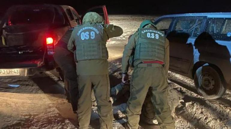 Chile questions the government, saying that detained soldiers have committed crimes