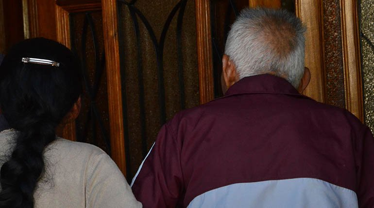 In an Oruro nursing home, 77 out of 90 elderly people suffer from coronavirus