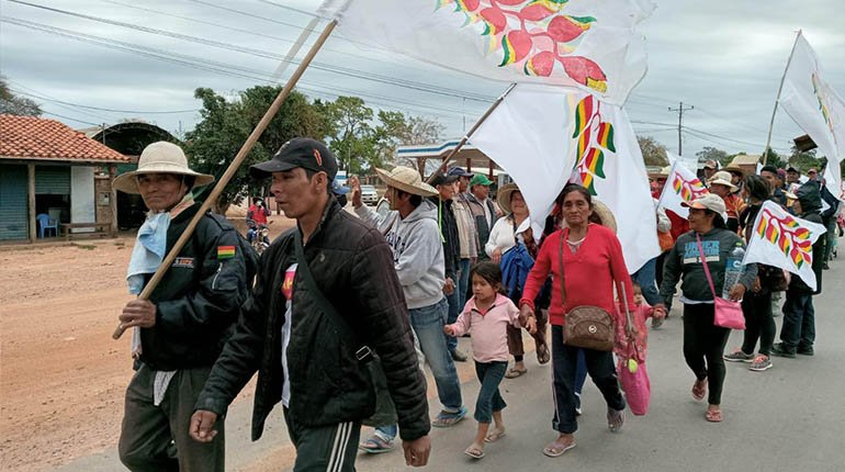 Indigenous peoples emphasize the value of working the land, not selling it