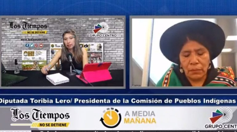 Lero demands that the demands of the indigenous population be met and that