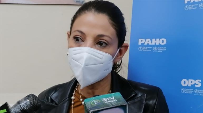 PAHO / WHO in Bolivia suggests completing the vaccination schedule before considering a third dose of anticovid