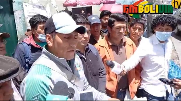 Adepcoca calls for a march against the illegal coca market in Alanes