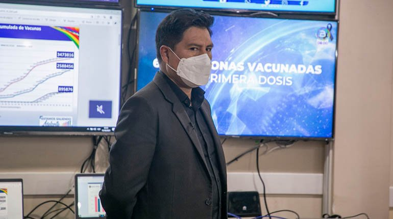 Bolivia sees cases rise by 7% and Auza asks for vaccination to mitigate the fourth wave