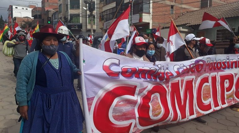 Compipo joins the citizens' strike and warns with an indefinite strike