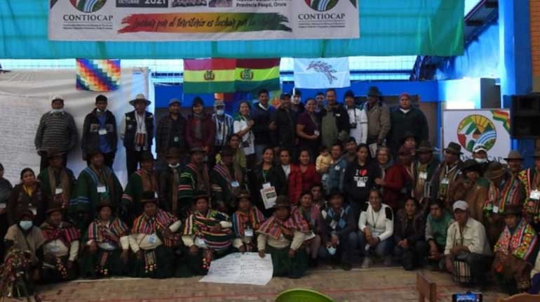 Indigenous peoples from the high and lowlands of Bolivia are banding together to strengthen the defense of their territories and protected areas