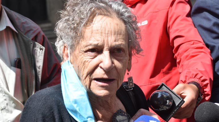 You ask the IACHR for protective measures for Amparo Carvajal