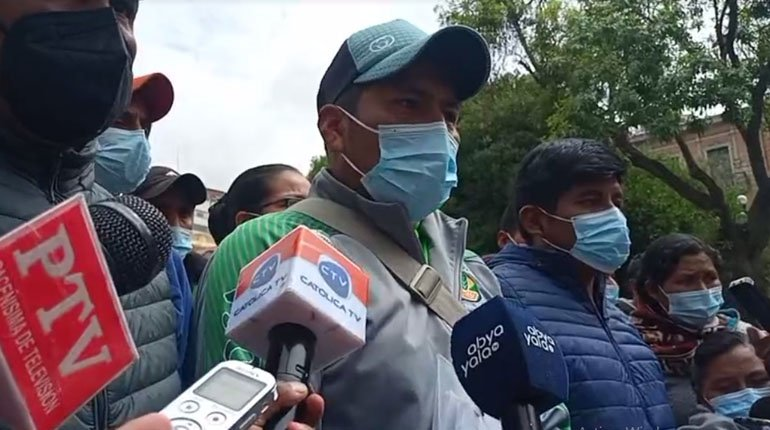 Yungas producers warn against reactivating mobilizations if another coca market is opened